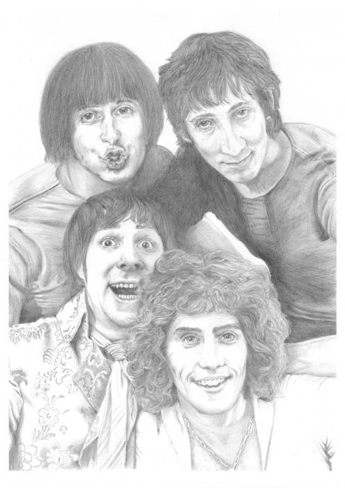 The Who par Seags